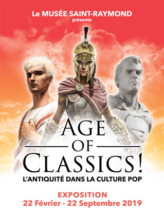 Age of Classics, Musée Saint Raymond Toulouse