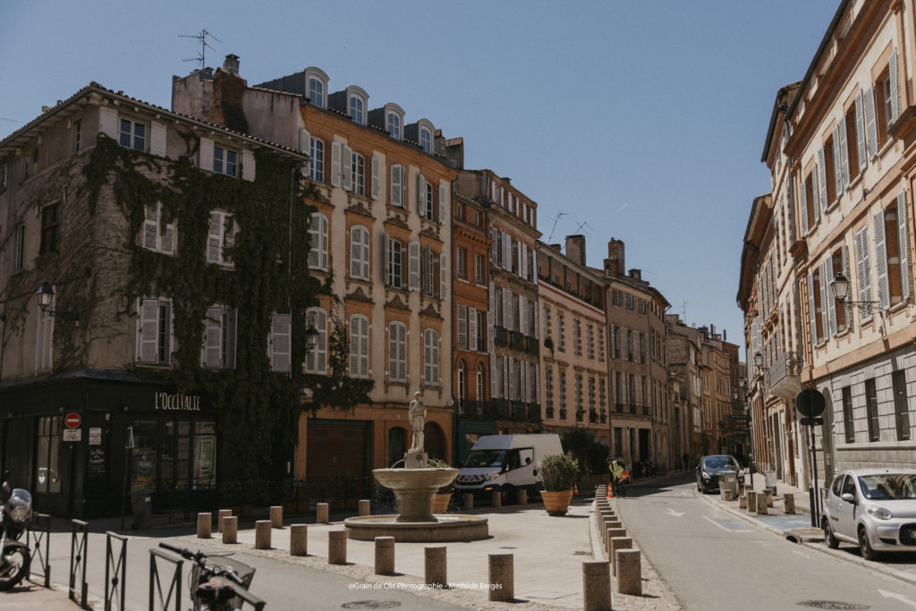 belle rue toulouse place ste scarbes